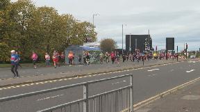 Great Scottish Run.