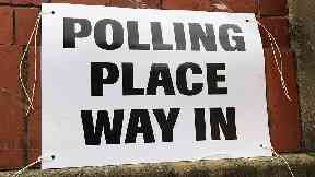 Voters go to the polls on December 12.