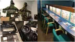 War: Inside Dundee's nuclear bunker.