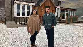 Sanjay Narang and his sister Rachna.