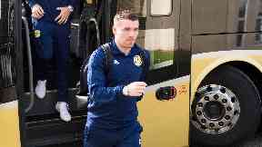 Fleck and Devlin make Scotland debuts against Russia