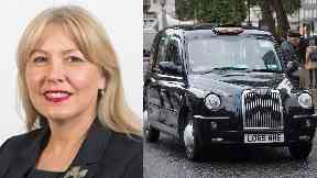Resigned: Lezley Marion Cameron was criticised for her expenses.