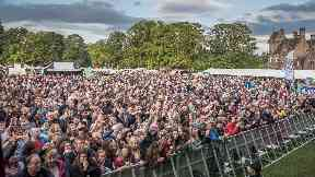 Inverness: Last year's event was a smash hit.