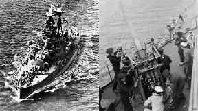 Historic: HMS Royal Oak was one of five Revenge-class battleships built for the Royal Navy during the First World War.
