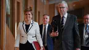 Michael Russell: Deal would be 'disastrous' for Scotland.