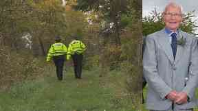 Fatal: Frank Kinnis died in hospital after the attack.