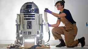 Original Star Wars robot R2-D2 to go on display at V&A