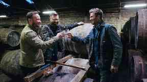 Haig Club: David Beckham is a brand partner of the single grain Scotch.