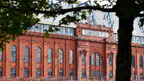 Ibrox: Mr Whitehouse and Mr Clark claim there was no justification for their arrest and prosecution.