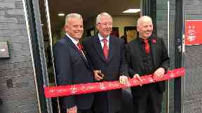 Ceremony: Cormack Park has been officially opened