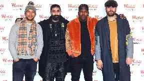 Rudimental join Mark Ronson for Edinburgh's Hogmanay line-up