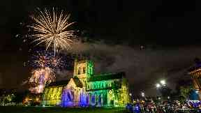 Paisley: A programme of events will take place over winter.