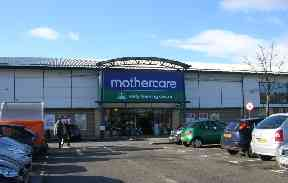 Mothercare: Firm still wants to keep brand alive in UK.