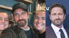 Superstar: Gerard Butler surprised staff at Grace & Favour.
