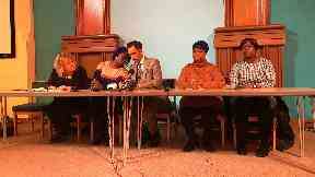 Family: Solicitor Aamer Anwar said Mr Bayoh's relatives feel 'betrayed'.