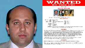 Afzal Khan is on the the FBI's most-wanted fugitives.