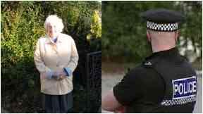 Annie Jane Temple: Found dead in Fife.