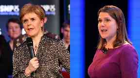 Debate: SNP and Lib Dems excluded.