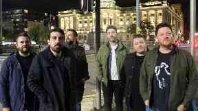 Pale Fire: The North Lanarkshire band have released a new single.