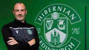 John Potter is the new assistant coach at Easter Road