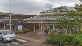 Kingdom Shopping Centre: A teenager was arrested.