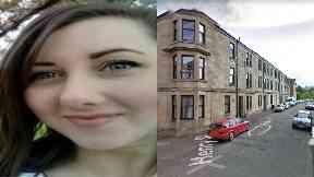 Missing: Natalie Horner was last seen on Saturday morning.