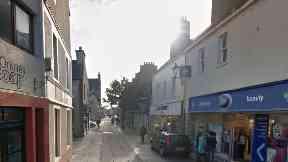 Kirkwall: Scotland's most beautiful high street.