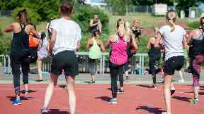 Exercise: Social prescribing is said to promote mental and physical well-being.