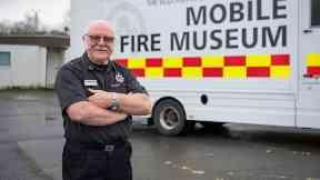 Veteran: Dave Farries