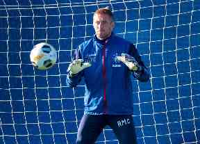 Rangers goalkeeper Allan McGregor signs contract extension