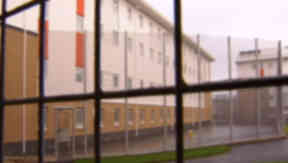 Custody: Richard McGhie was found dead in his cell in Addiewell Prison.