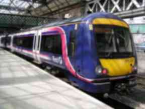Freezing weather cuts trains
