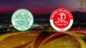 Celtic 2-0 Hapoel Tel Aviv