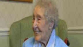 Scotland's oldest person celebrates 111th birthday in Edinburgh