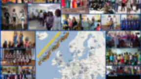 'Schoolovision' sir scoops international teaching prize