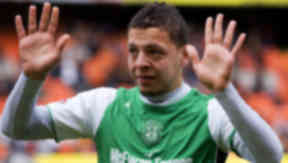Pastures new: Benji will be in the green and white of Greuther Furth next season