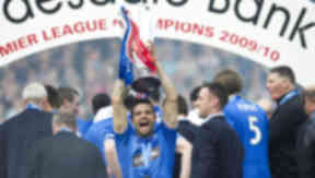 Nacho Novo: Fell ill while playing for Rangers Legends team.