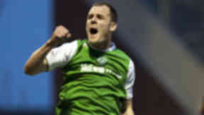 Late switch: Anthony Stokes could be a Celtic player before the transfer window closes.