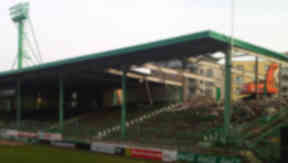 Reputation: The East Terrace was renowned for housing Hibs' most vocal fans.