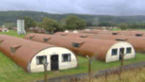 POW camp: Cultybraggan history revealed in new book