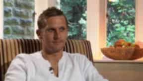 Full video interview: Peter Lovenkrands talks to Friday Night Football