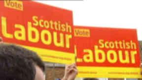 Scottish Labour: Senior official resigns.
