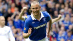 Kenny Miller scored 67 goals across two spells at Rangers, from 2000-2001 and then 2008-2011.