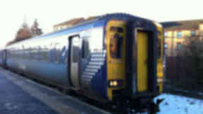 ScotRail: Services have been disrupted after the incident.