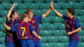 NextGen Series: Celtic 1-3 FC Barcelona