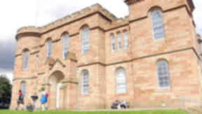 Jail term: Inverness Sheriff Court