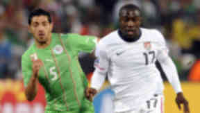Rafik Halliche has 21 international caps with Algeria.