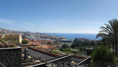 The Canary Islands: The flight was headed for Tenerife