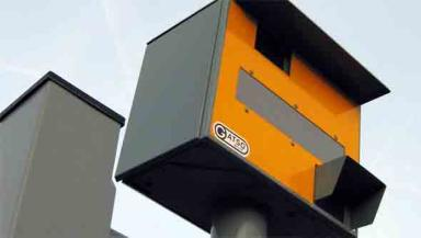 Speed camera: Caught more than 300 motorists in a week