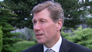 Kenny MacAskill: Crime 'brings misery to Scots families'.